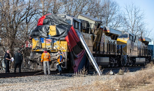 Indiana man issued citations in Oconomowoc train crash