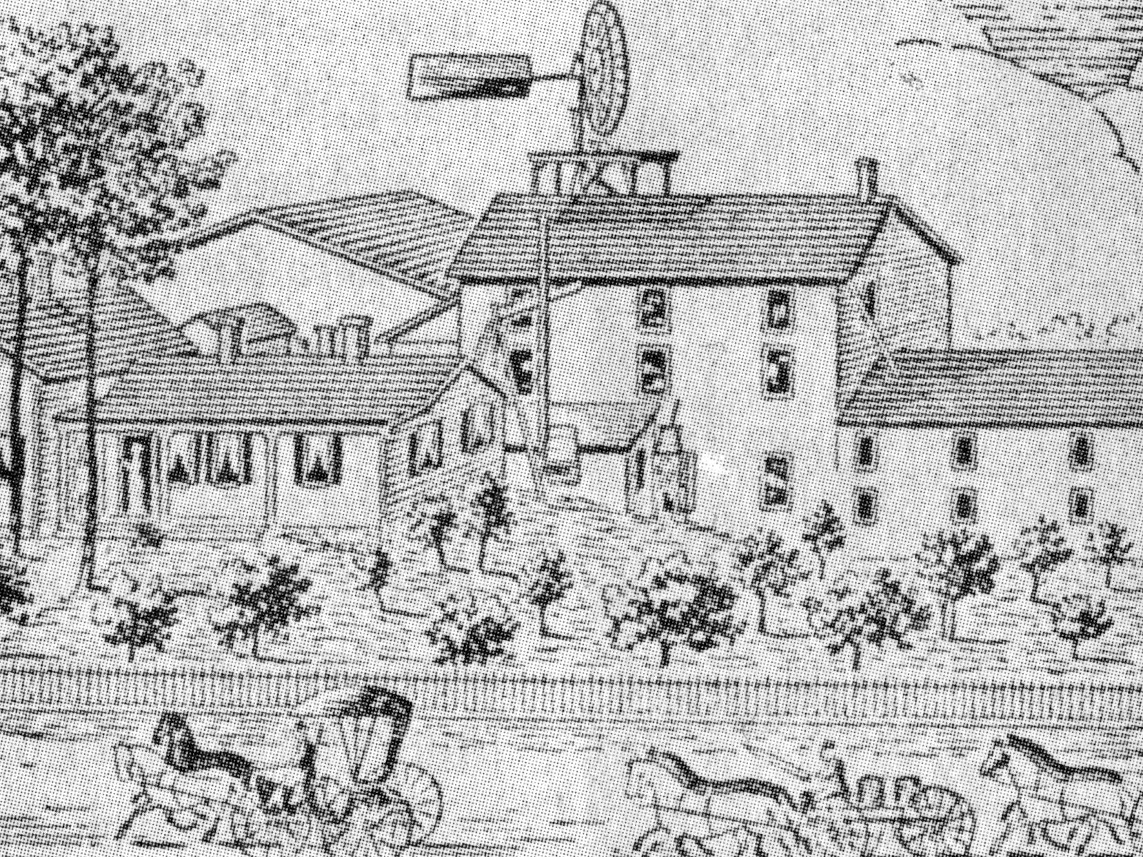 In 1864, New York transplant Chester Hazen, built the state's first cheese factory at Ladoga in Fond du Lac County.  Many scoffed at Hazen's venture but just six years later there were between 40 and 50 Wisconsin cheese factories.
