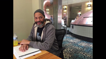 No Studios, a new for-profit Milwaukee hub for artists created by filmmaker John Ridley, is operated by his investment banker sister, Lisa Caesar.