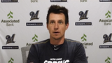 Craig Counsell on the starting rotation, bullpen, and all things pitching