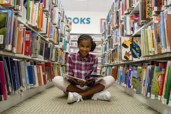 Fourteen-year-old Marley Dias has already won several awards and honors as part of her campaign to improve African-American literacy and representation in children's books.