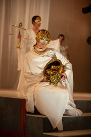 "The Florentine Opera performs Monteverdi's ""The Coronation of Poppea"" March 22-31 at the Marcus Center's Wilson Theater at Vogel Hall, 123 E. State St."
