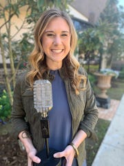 Louisiana Tech senior communication major Madison Kaufman is the Student Broadcaster of the Year for the state of Louisiana.