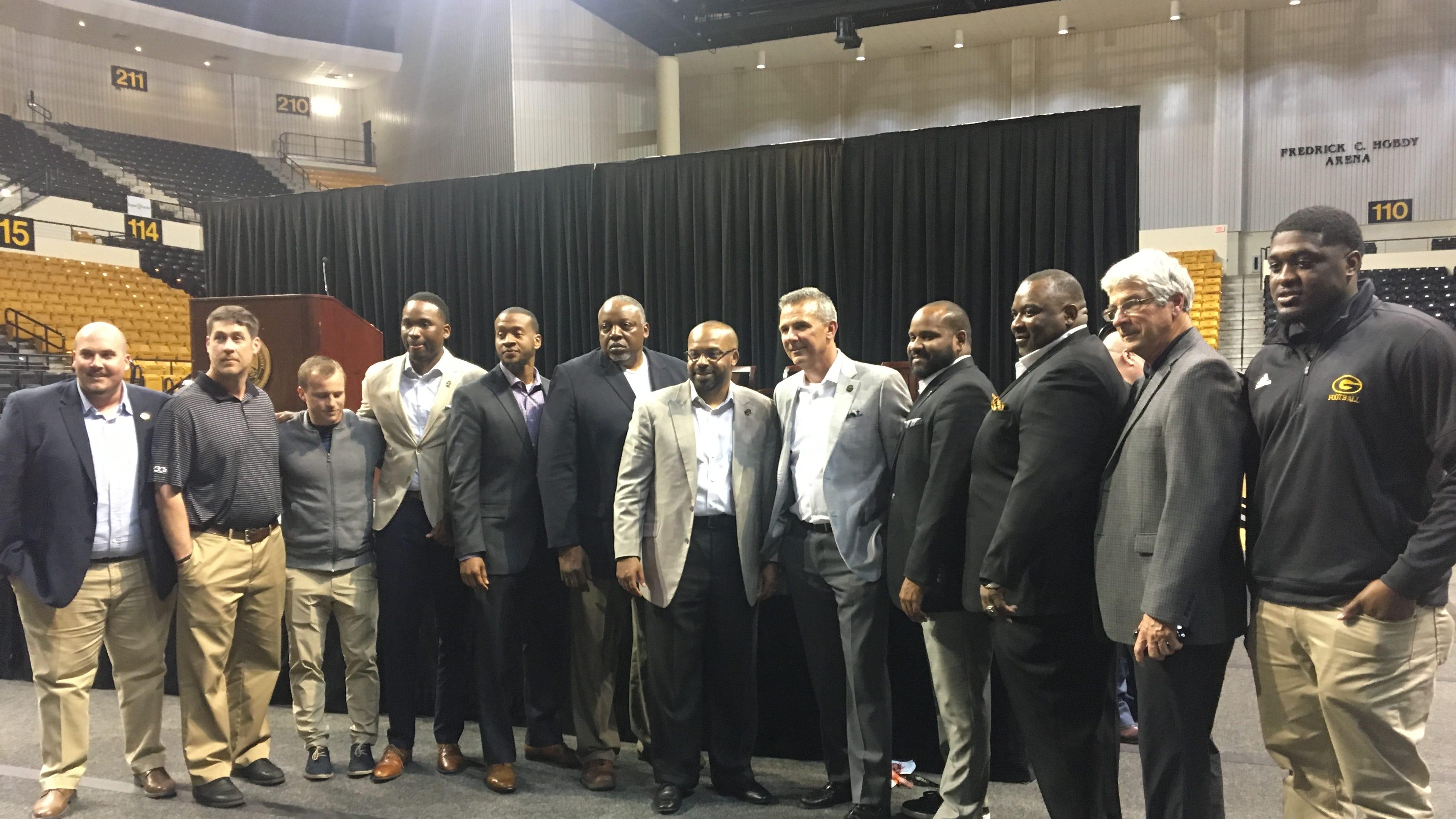Fobbs, Grambling football program 'energized' after Urban Meyer visit