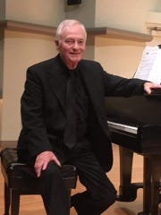 """Muncie pianist Phillip Cooley will perform Gershwin's lively """"Piano Concerto in F"""" with the East Central Indiana Chamber Orchestra on April 6, 2019, at Cornerstone Center for the Arts and April 7 at Westminster Village."""