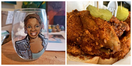 Rutherford County Hot Chicken and Art Show is set for 6-10 p.m. April 12 at Gateway Village in Murfreesboro.