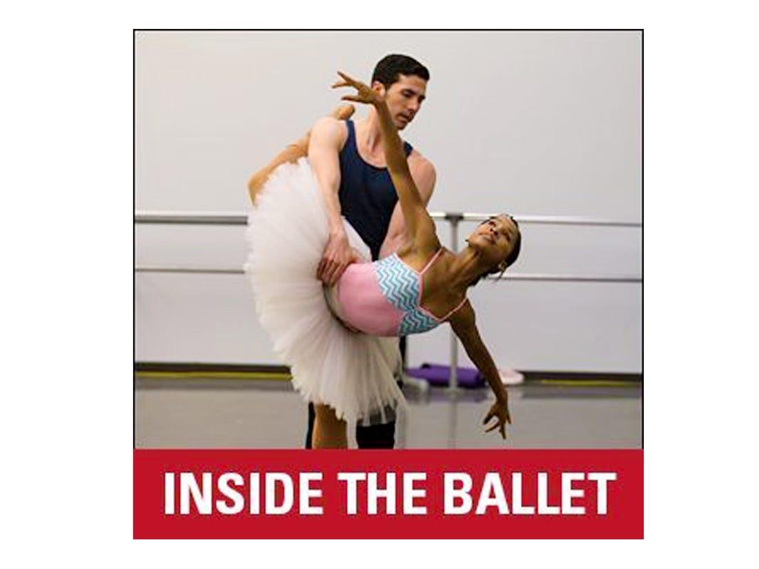 APRIL 9INSIDE THE BALLET: Through April 18, Nashville Ballet Studio A, 3630 Redmon St., $15, tpac.org