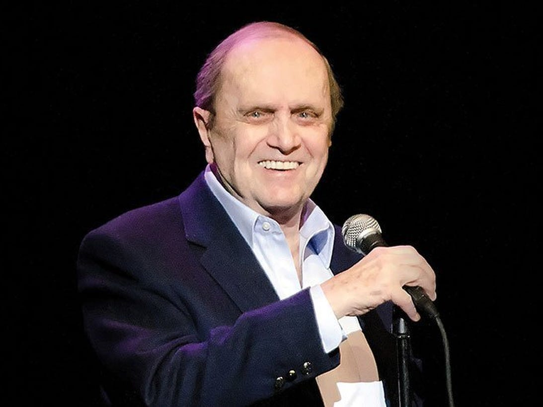 April 10BOB NEWHART: 7 p.m. Tennessee Performing Arts Center, from $49.50, tpac.org