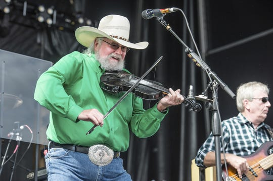 Charlie Daniels' second Charlie Daniels Patriot Award Dinner is set for Tuesday at The Palm.