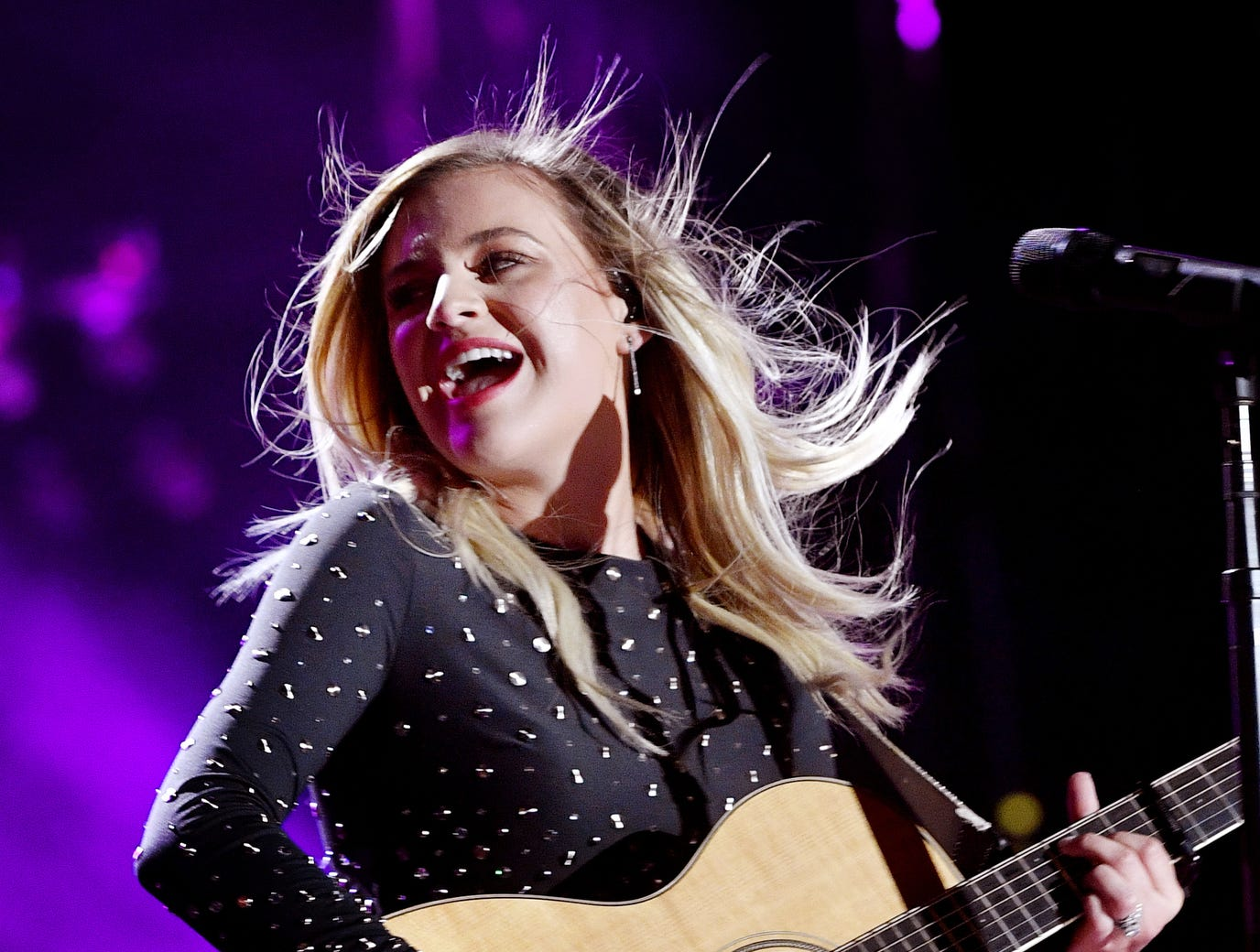 April 16GRAND OLE OPRY WITH KELSEA BALLERINI, MORE: 7 p.m. Grand Ole Opry House, $40-$110, opry.com