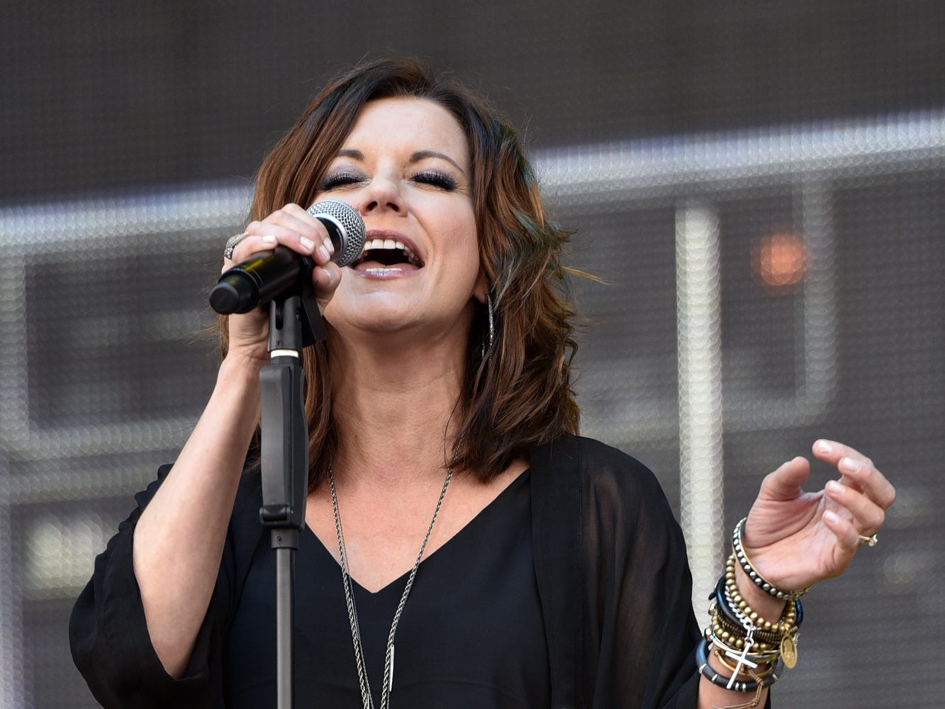 April 27 GRAND OLE OPRY WITH MARTINA MCBRIDE, MORE: 7 p.m. Grand Ole Opry House, $40-$110, opry.com