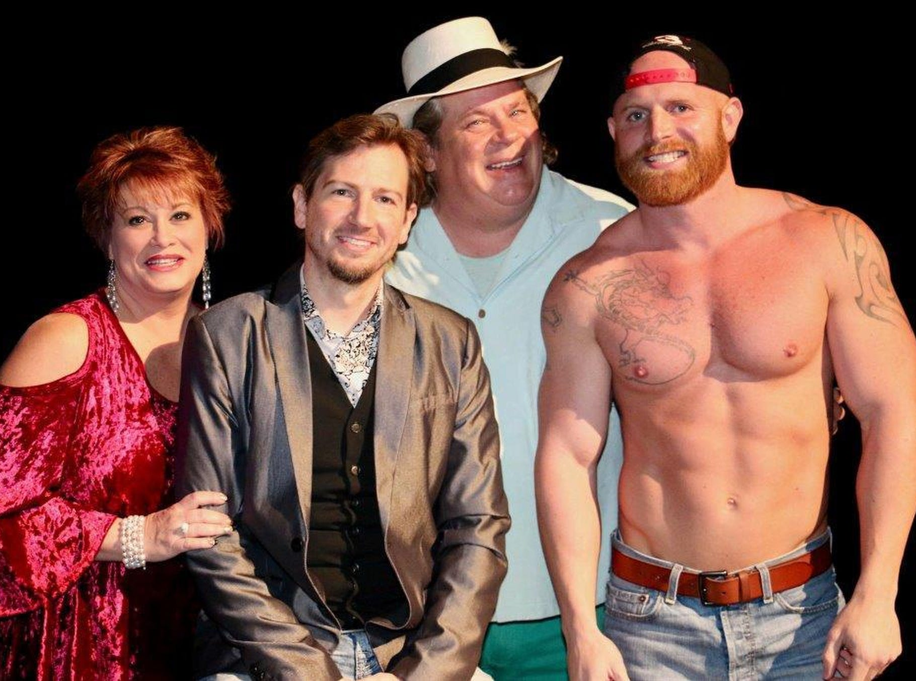 April 12  DARREN KNIGHT AND CLEDUS T. JUDD - SOUTHERN MOMMA COMEDY EXPERIENCE: 8 p.m. War Memorial Auditorium, $30-$50, tpac.org