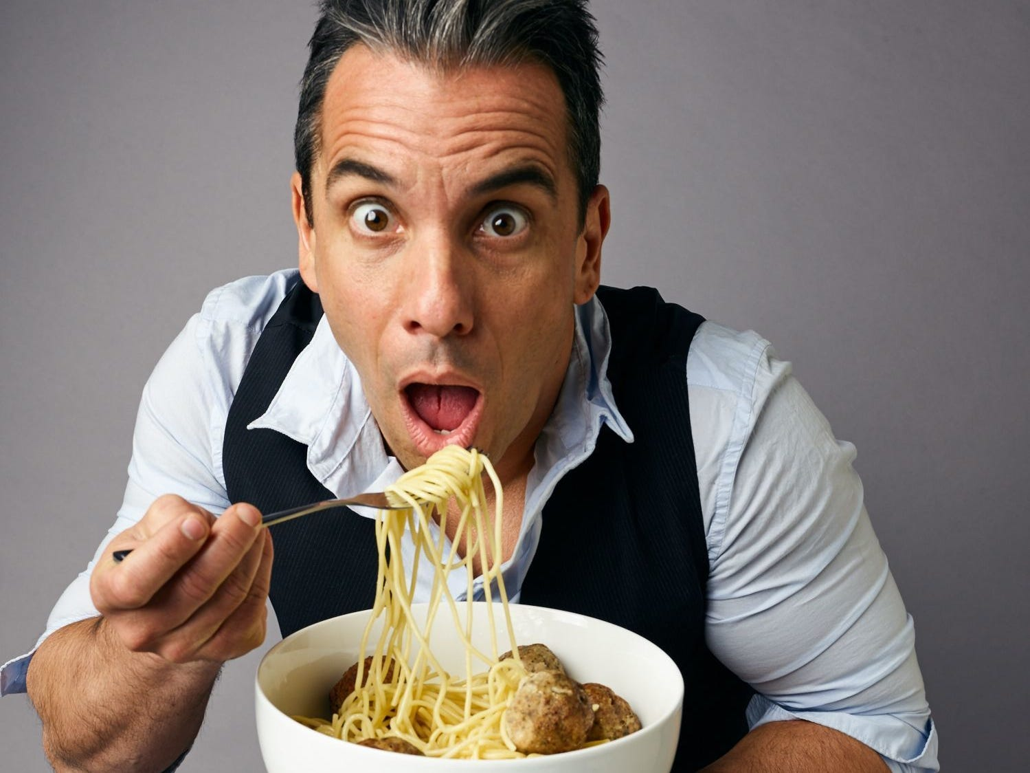April 13 SEBASTIAN MANISCALCO: 7 and 9:30 p.m. Tennessee Performing Arts Center, from $47, tpac.org