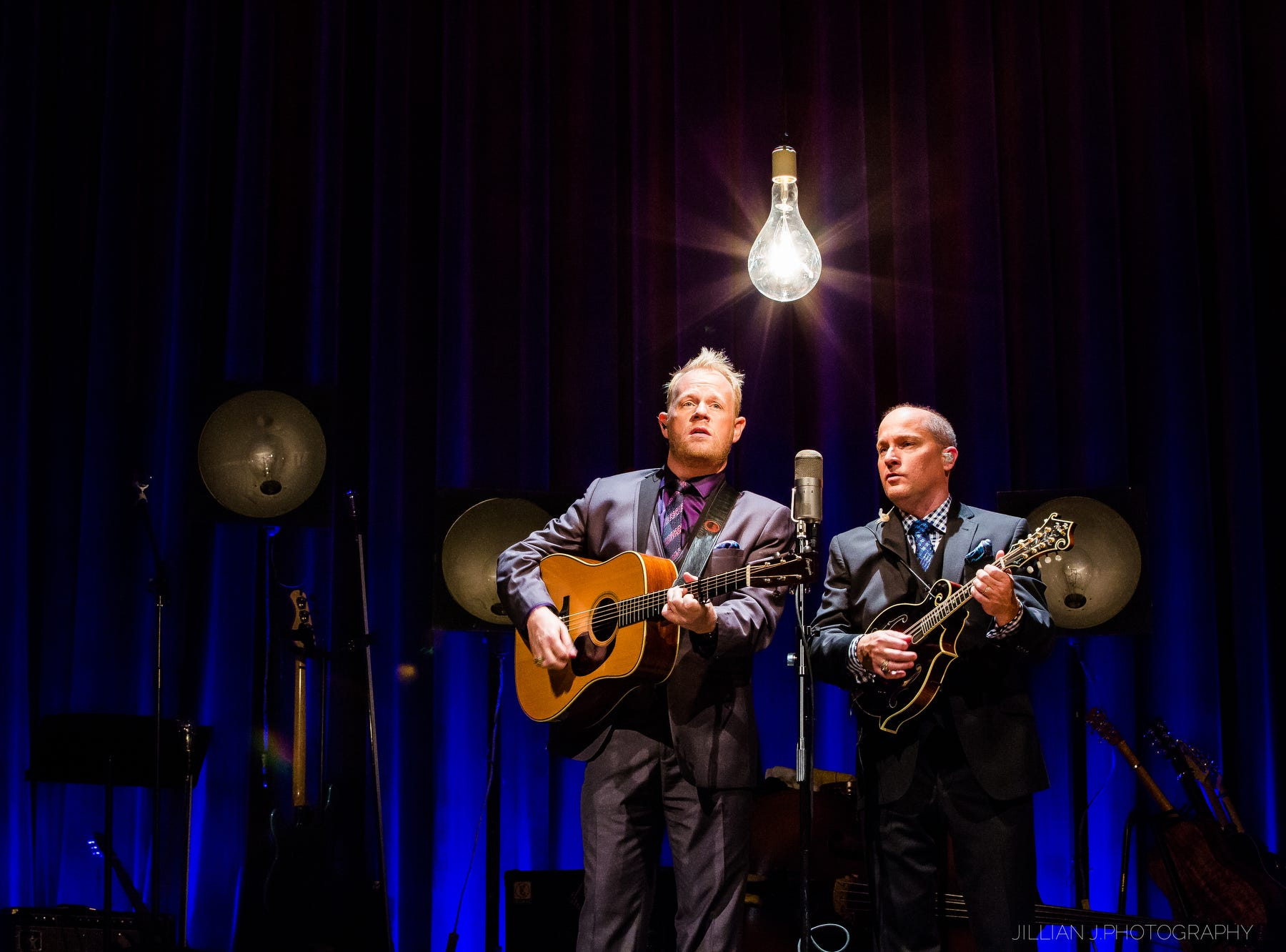 April 3GRAND OLE OPRY WITH DAILEY & VINCENT, MORE: 7 p.m. Grand Ole Opry House, $40-$110, opry.com