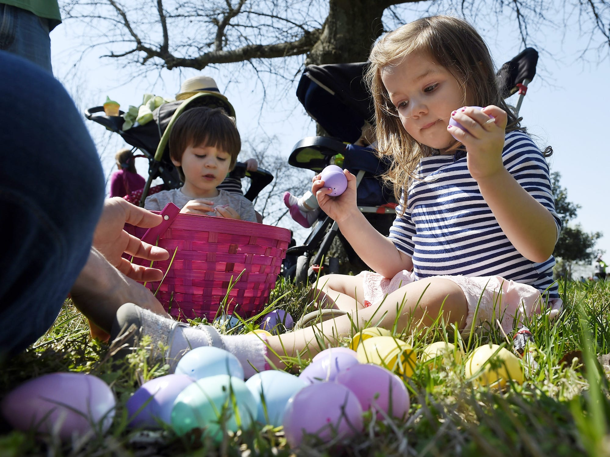 April 20  PRESIDENTIAL EASTER EGG HUNT: 9:30-11:30 a.m. and 12:30 to 2:30 p.m.; sensory-friendly egg hunt at 3:30 p.m. The Hermitage, $12, thehermitage.com