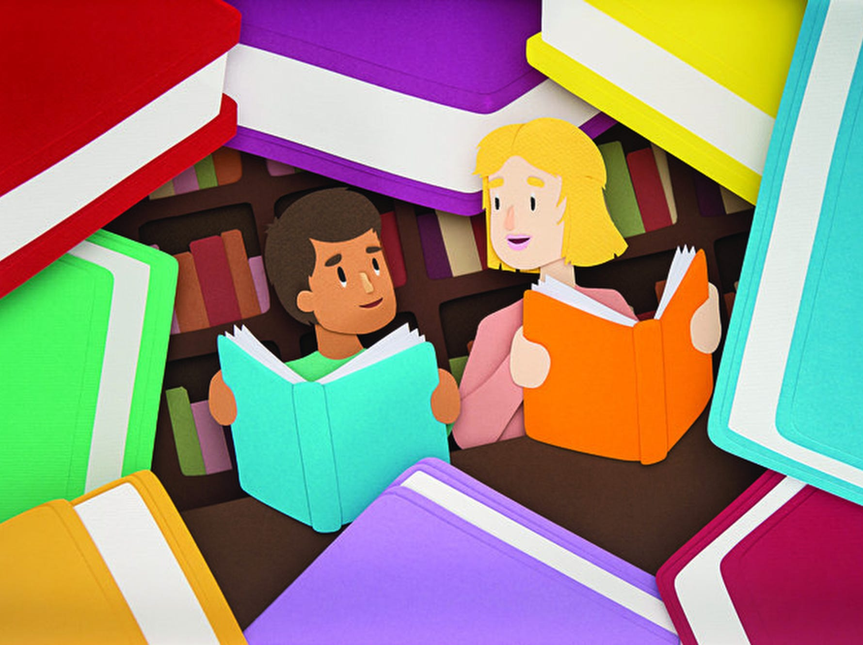 April 25  TOMAS AND THE LIBRARY LADY: Through May 19, Nashville Children's Theatre, $16-$21, nashvillechildrenstheatre.org
