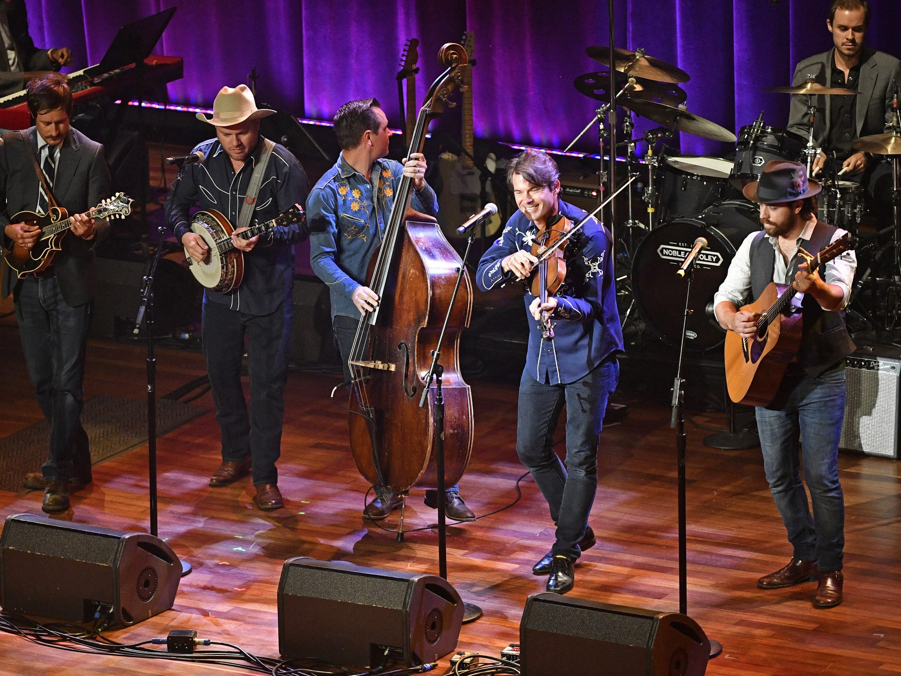 April 20 GRAND OLE OPRY WITH OLD CROW MEDICINE SHOW, MORE: 7 p.m. Grand Ole Opry House, $40-$110, opry.com