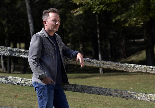 Christian music star Chris Tomlin will perform April 19 at Bridgestone Arena, where he will share the importance of foster care and adoption.
