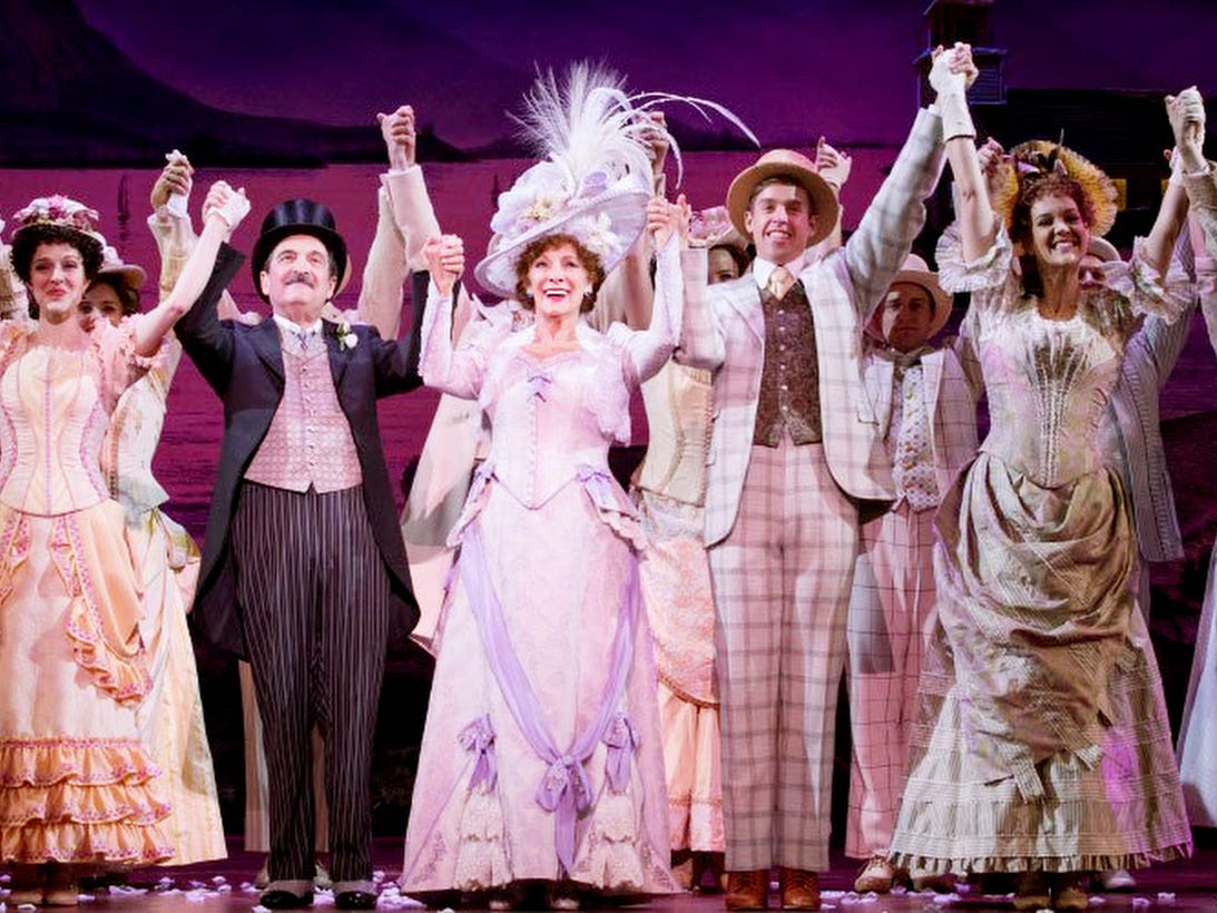 April 30HELLO DOLLY: Through May 5, Tennessee Performing Arts Center, $50-$95, tpac.org
