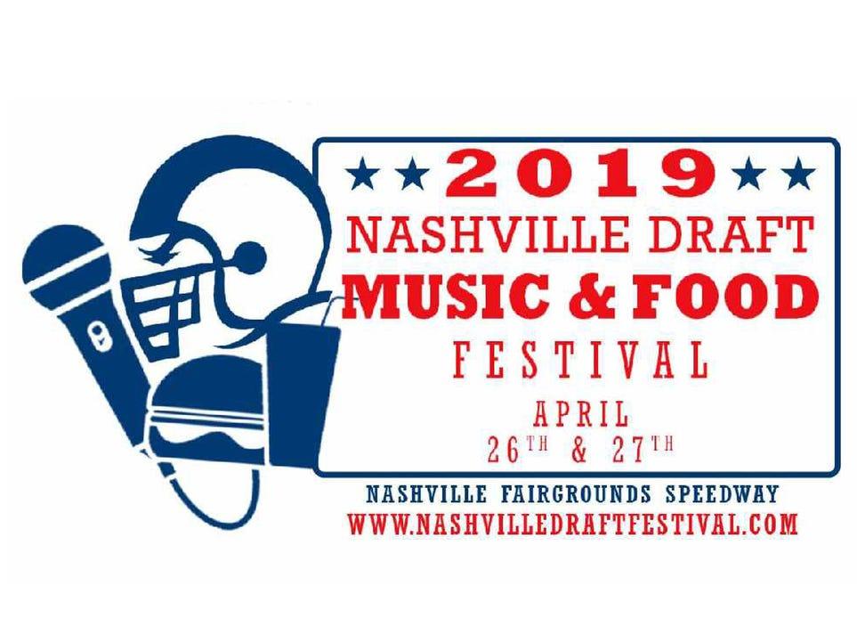 April 26  NASHVILLE DRAFT MUSIC AND FOOD FESTIVAL: Through April 27, Nashville fairgrounds, $55-$375, nashvilledraftfest.com