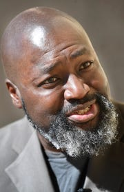 """We know that it's fundamental that everybody that's released from prison have a place to work and a place to stay,"" said Matthew Charles, who works as an advocate for Families Against Mandatory Minimums."
