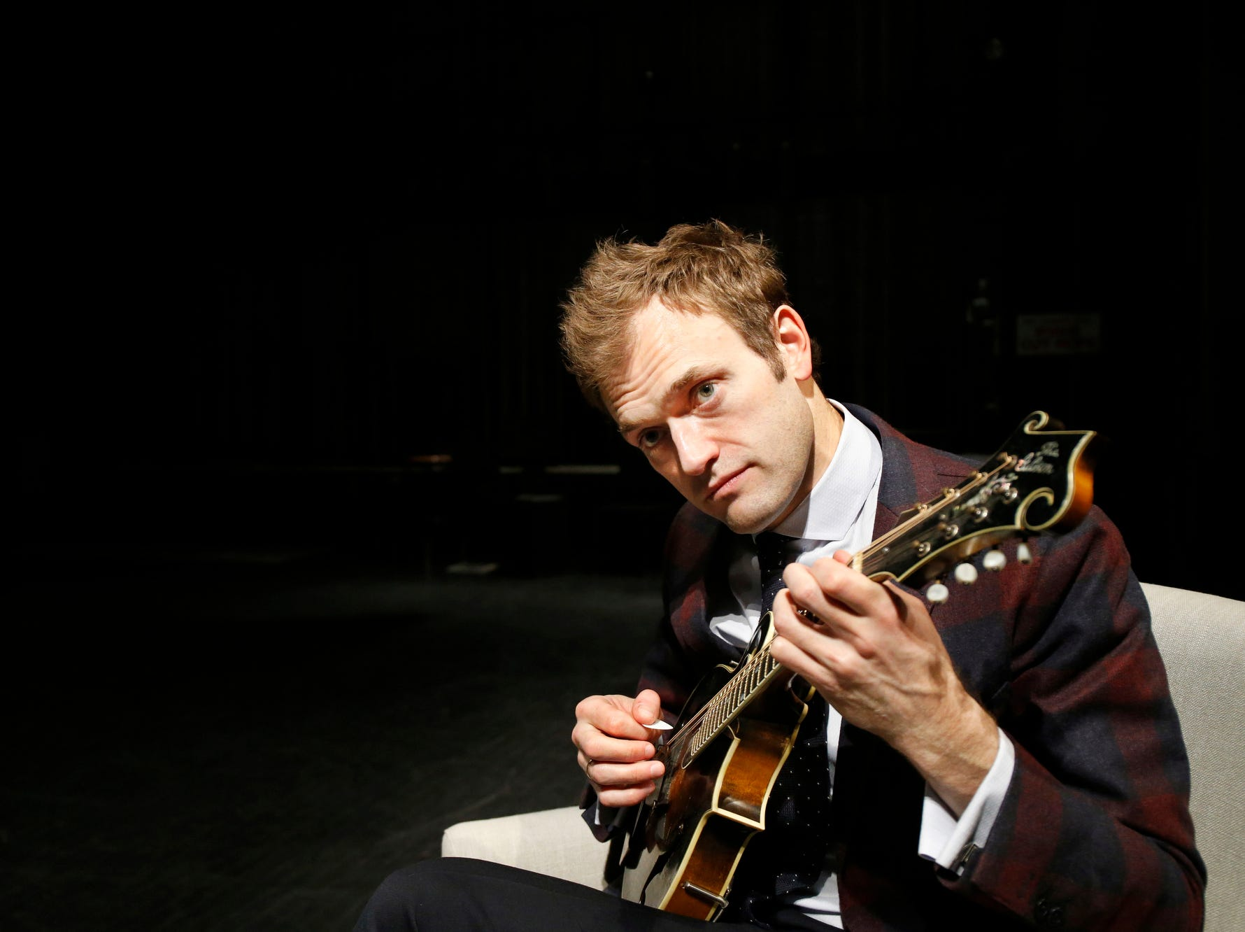 April 27 LIVE FROM HERE WITH CHRIS THILE: 4:45 p.m. Ryman Auditorium, $49-$89