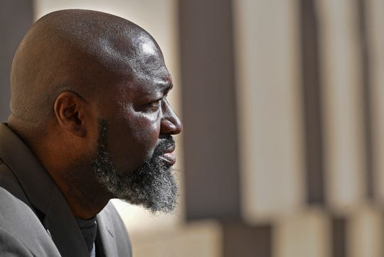 After having multiple apartment applications denied, Matthew Charles has finally found a place to live after being released from prison.