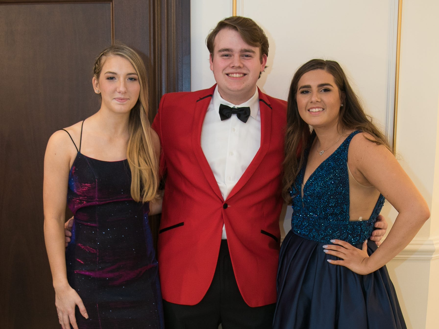 The Indian Hills High School Class of 2019 held their Senior Fashion Show at Macaluso's in Hawthorne. 03/21/2019