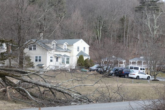 The West Milford facility that houses people with psychological disabilities is behind a number of safety issues, says a group of residents who gathered to discuss the problems. Some residents of the facility are leaving the facility and trespassing and damaging nearby properties.