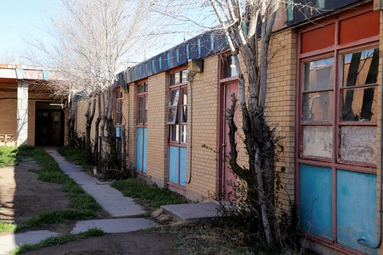 The deteriorating home of the Shiprock Police Department will be replaced with funds approved by the governor Friday, as will the Shiprock Judicial District's courthouse.