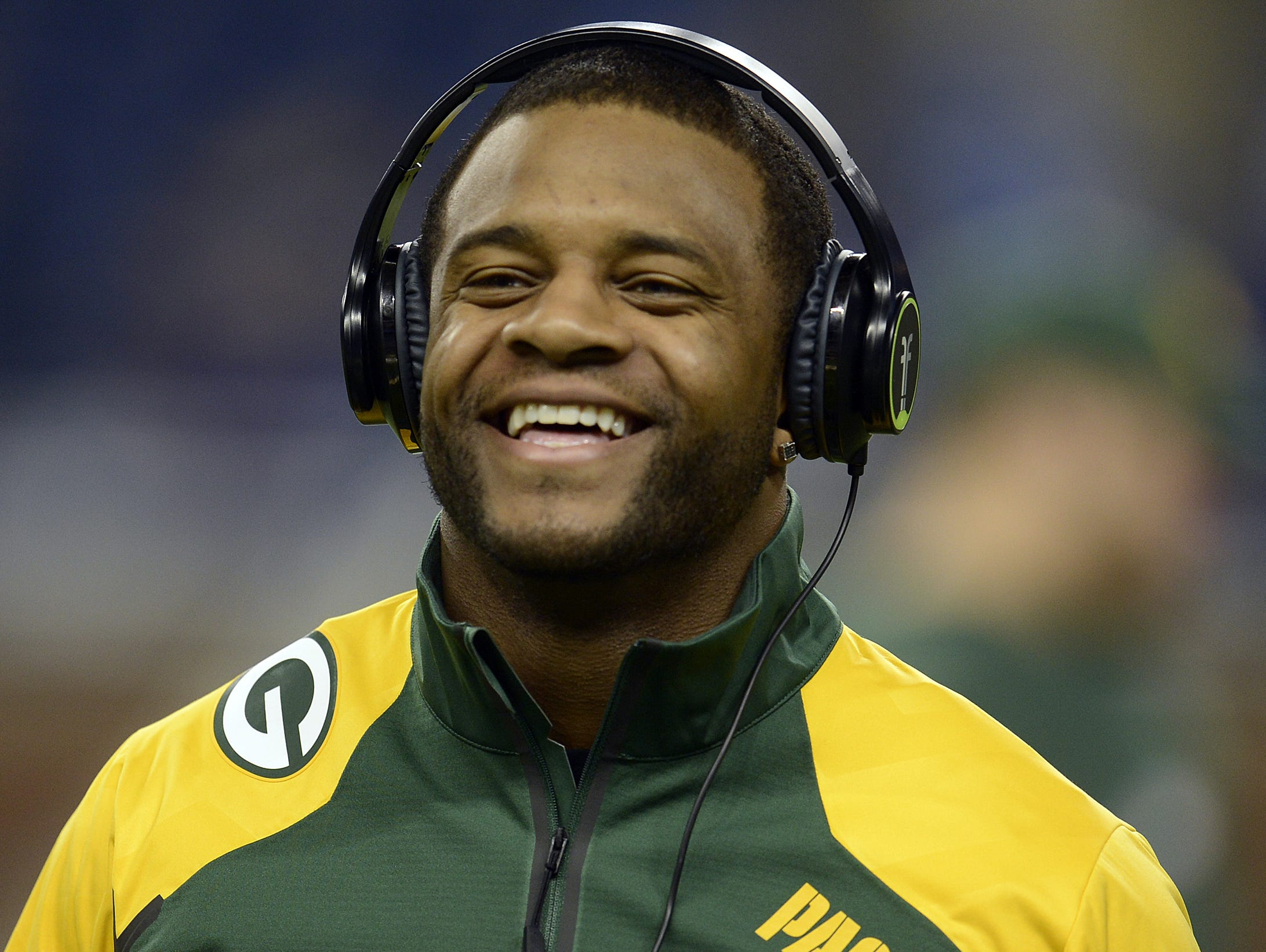 Randall Cobb to Packers fans: 'It was an honor to wear the G and represent you all'