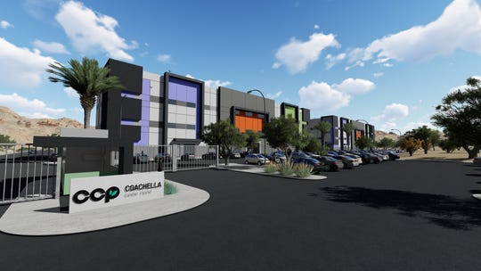 Desert Rock Development recently broke ground on a new 22-acre cannabis park. Once fully completed, nearly 1 million square foot of cultivation space will be available.