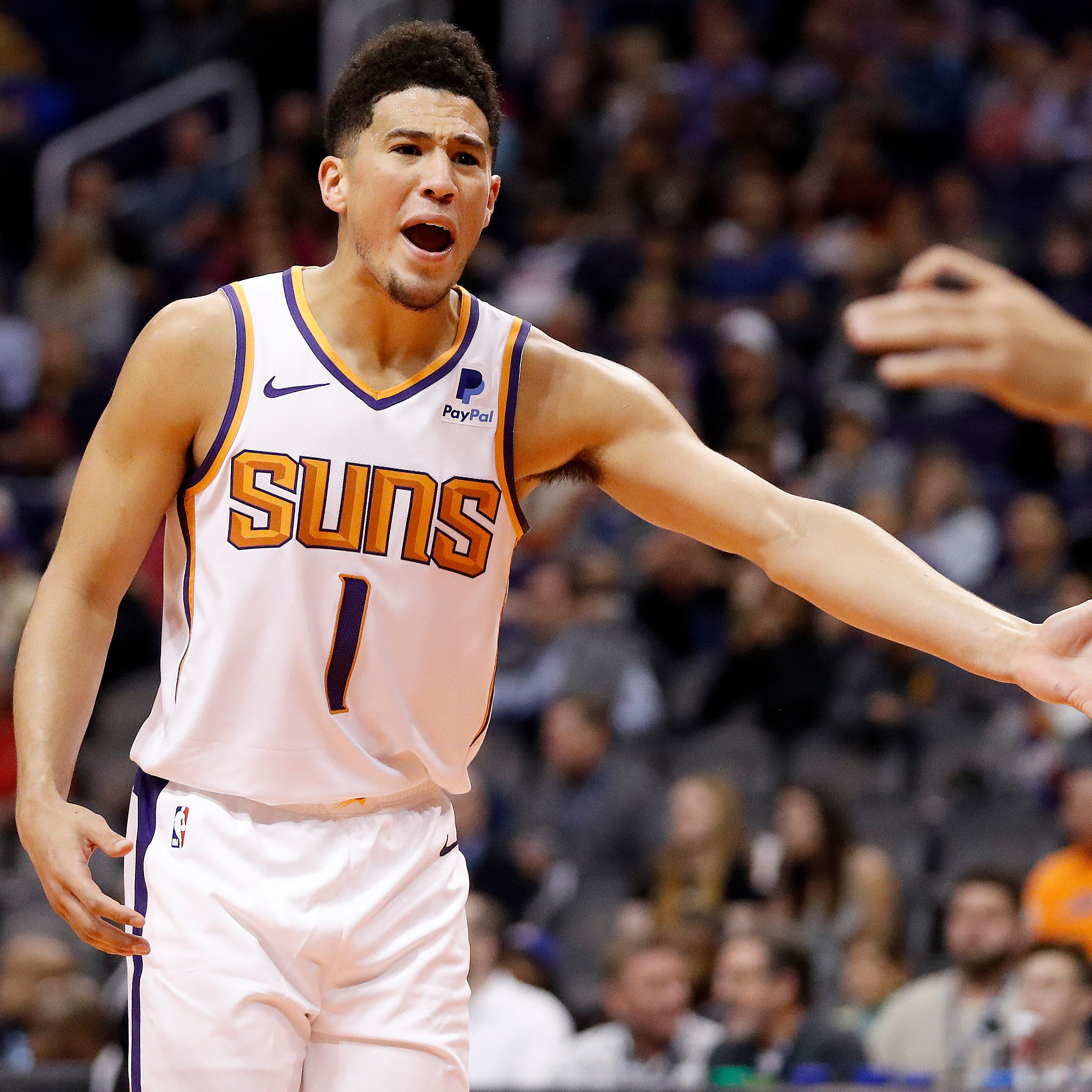 Frustration boils over as Phoenix Suns meltdown in loss to Detroit Pistons