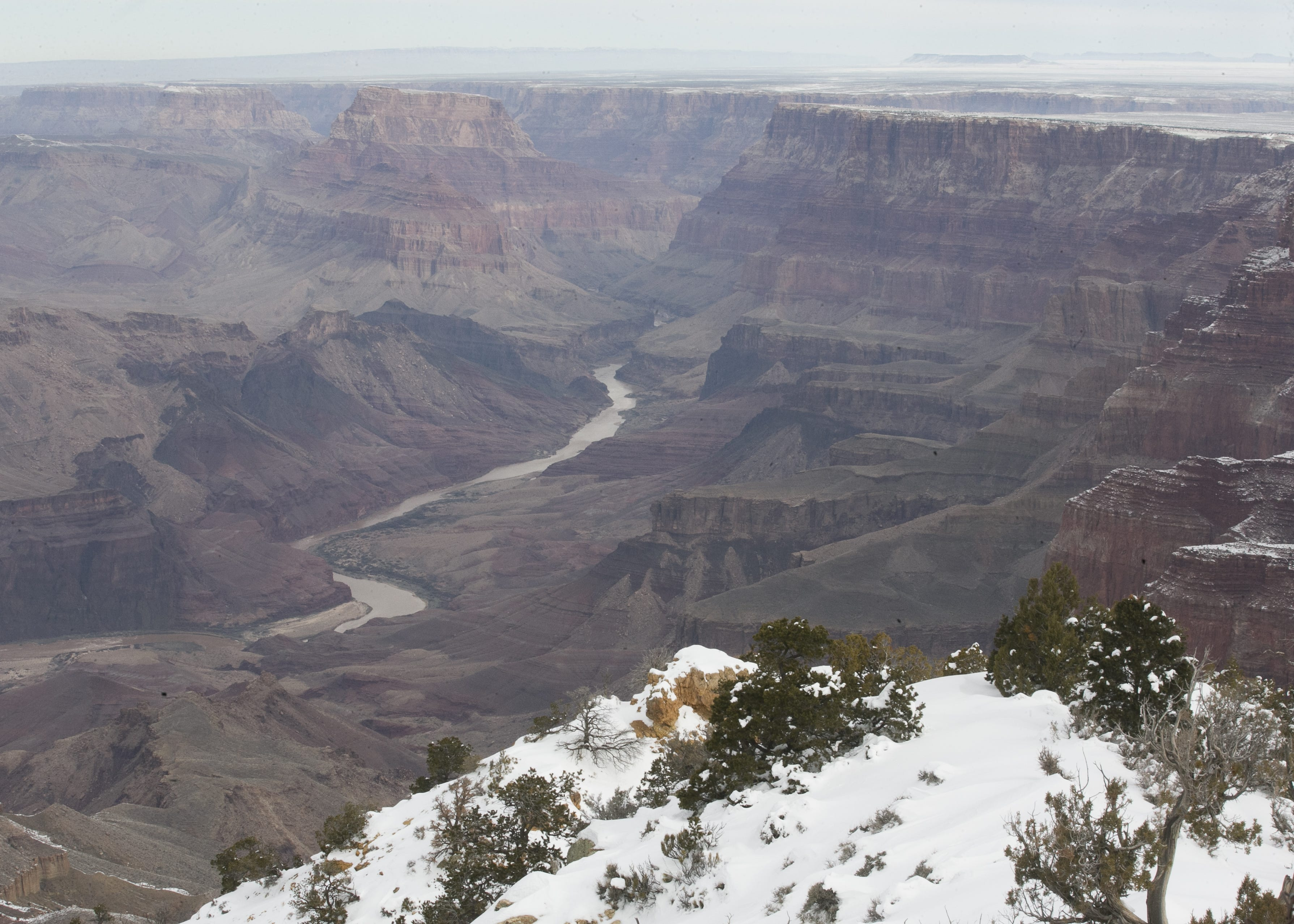 Grand Canyon at 100: Park status protects natural resources, but threats remain, inside and out