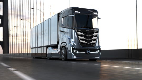 Nikola Motor Co. has closed on roughly 400 acres of land in Coolidge, where the company will make zero-emissions heavy trucks.