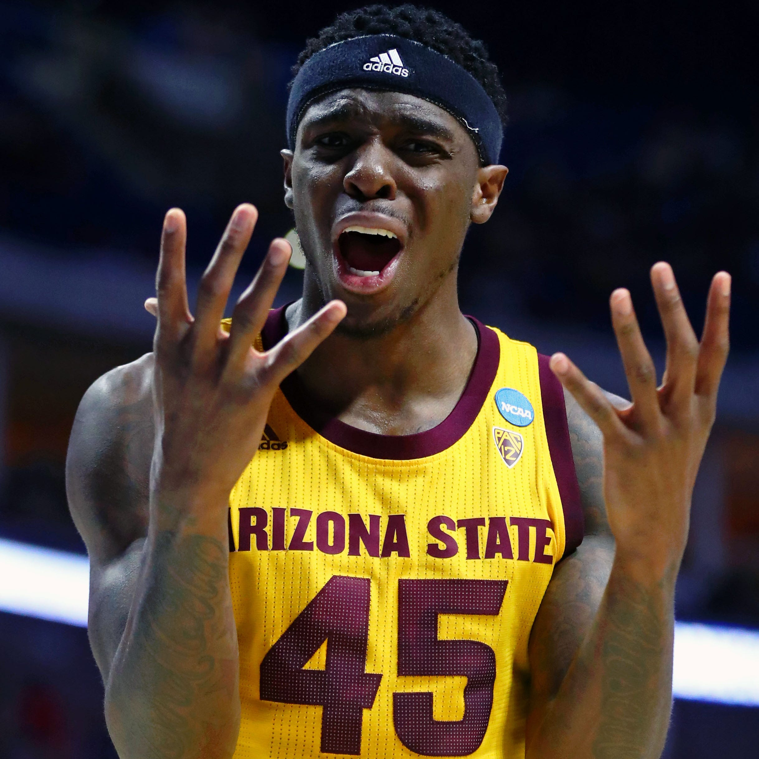 ASU men's basketball season ends with blowout loss to Buffalo in NCAA Tournament