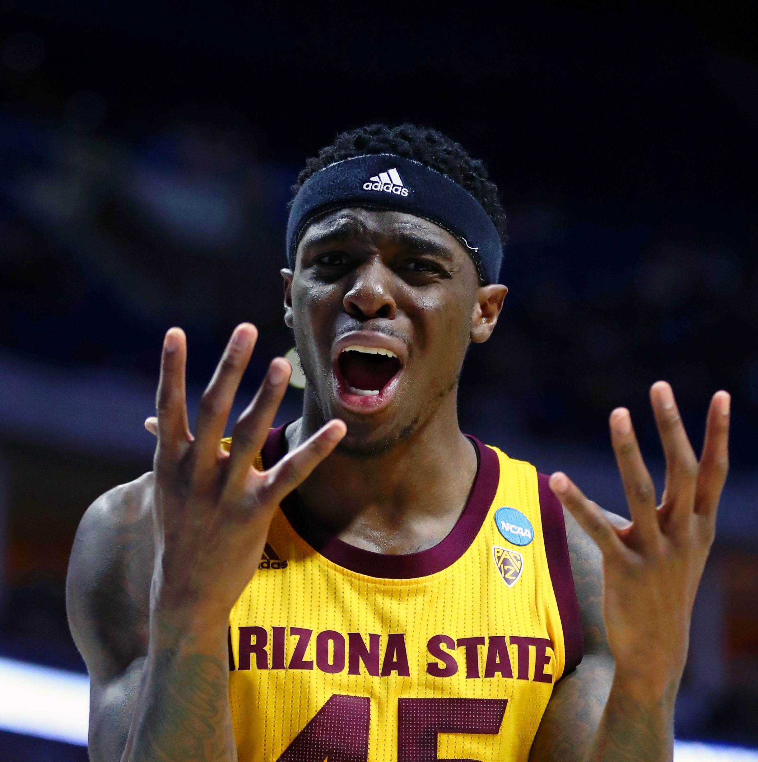 ASU basketball's season ends with blowout loss to Buffalo in NCAA Tournament