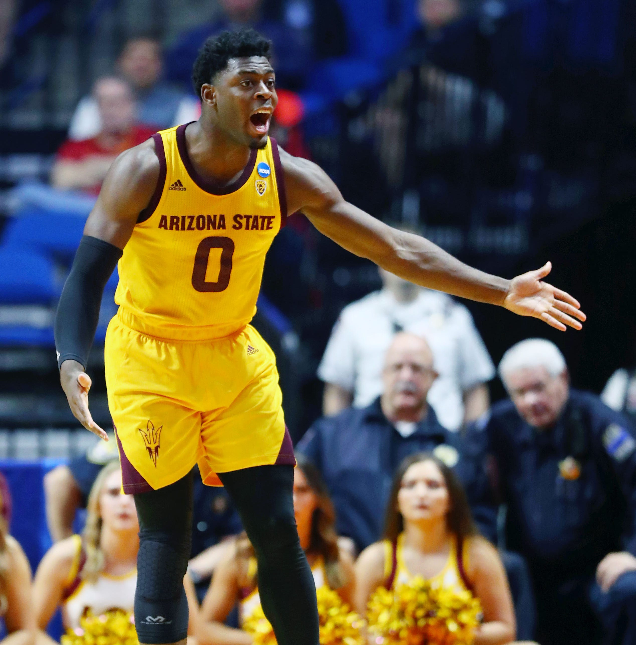 ASU men's season ends in NCAA Tournament, which means it was a successful year
