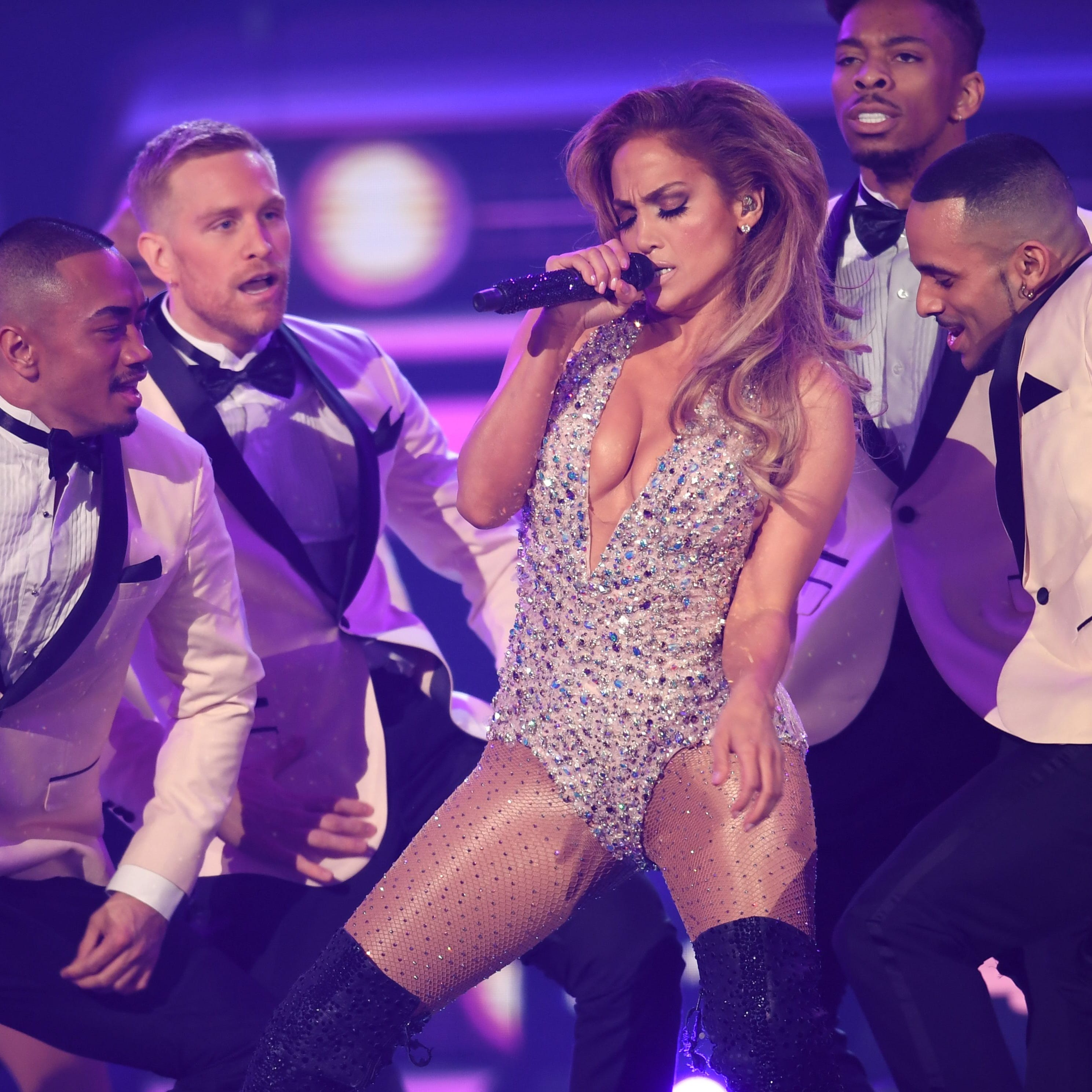 Jennifer Lopez is finally playing a headlining concert in Phoenix on the It's My Party Tour