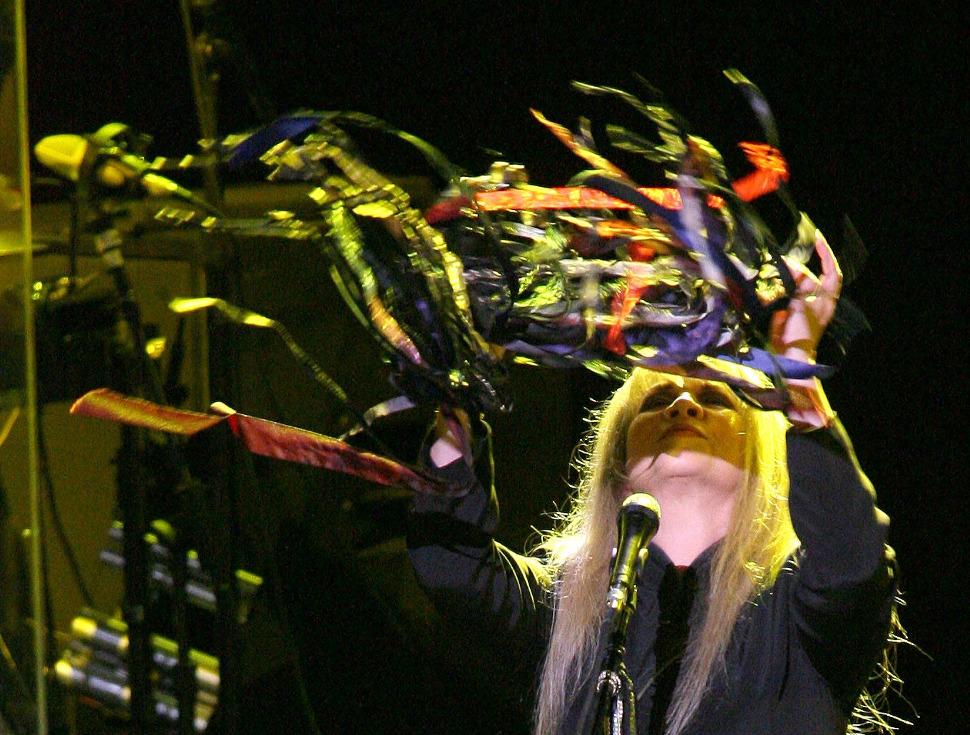 Stevie Nicks performs at the Dodge Theater in Phoenix in 2007.