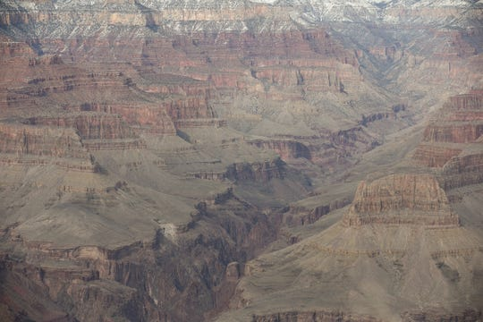 Hong Kong tourist falls thousands of feet into Grand Canyon while attempting to snap a photo