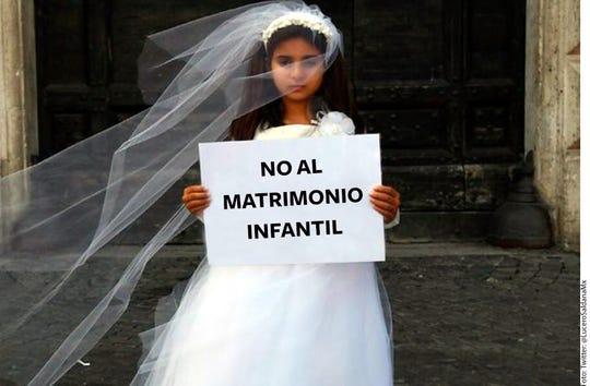Prohíben matrimonio infantil en México.