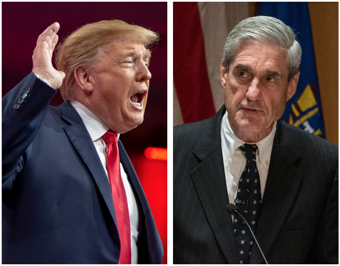 Bloodthirsty Democrats lose after Mueller report findings. Trump and the US win.