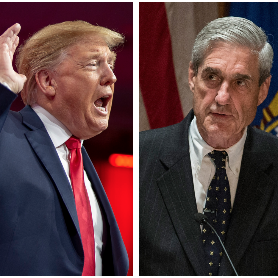 Bloodthirsty Democrats lose after Mueller report findings. Trump and the US win