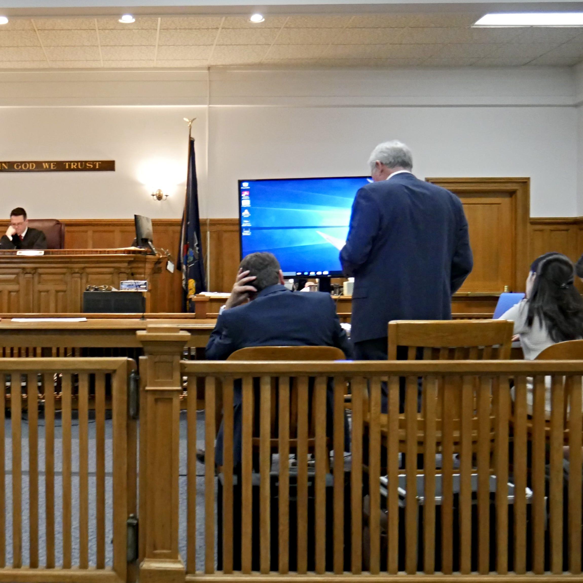 Defense case begins in Addimando murder trial