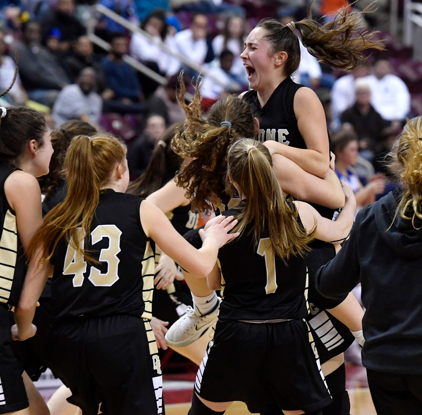 HEISER: Delone Catholic girls offer needed reminder about beauty of high school athletics