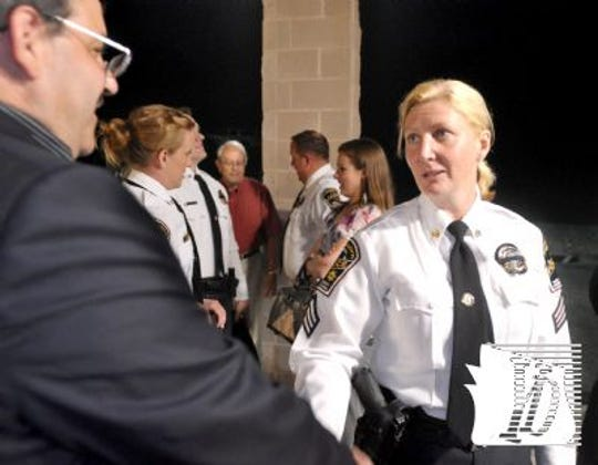 Longtime Southwestern Regional Police Detective Sgt. Lisa Layden has been hired as chief of the West Hempfield Township Police Dept. in Lancaster County. She is expected to begin serving as chief there in early April, according to a township news release. (Dispatch file photo)