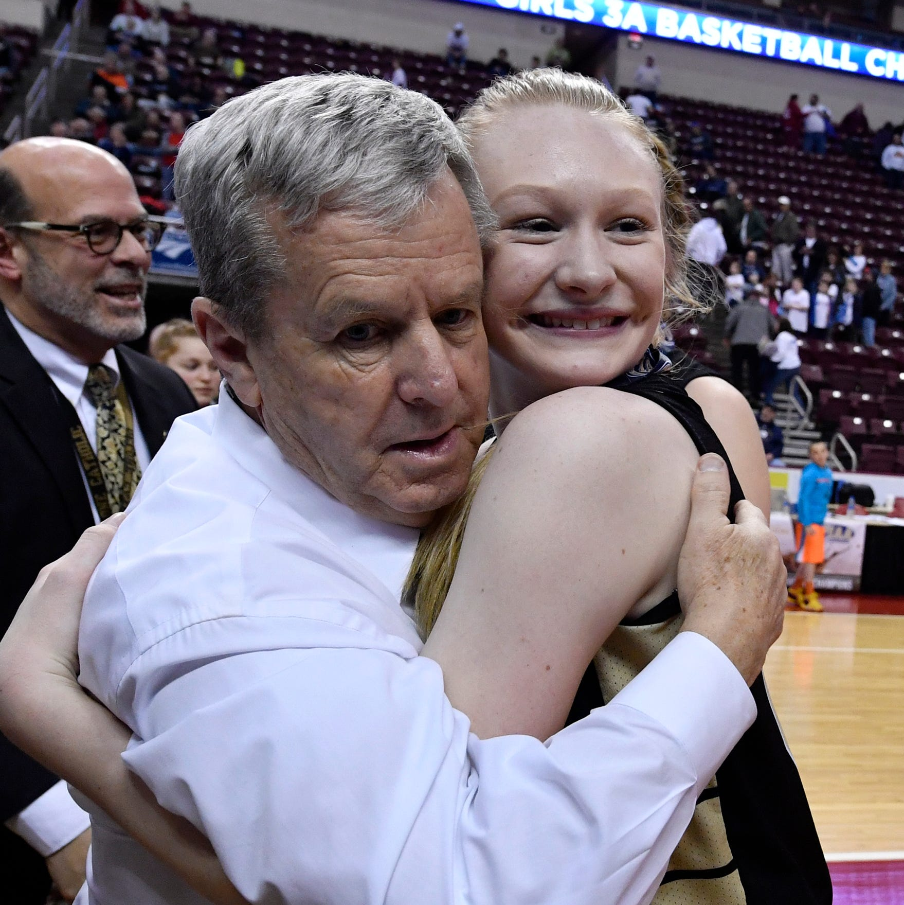 Delone Catholic girls' basketball team evolves from good to great during state title run