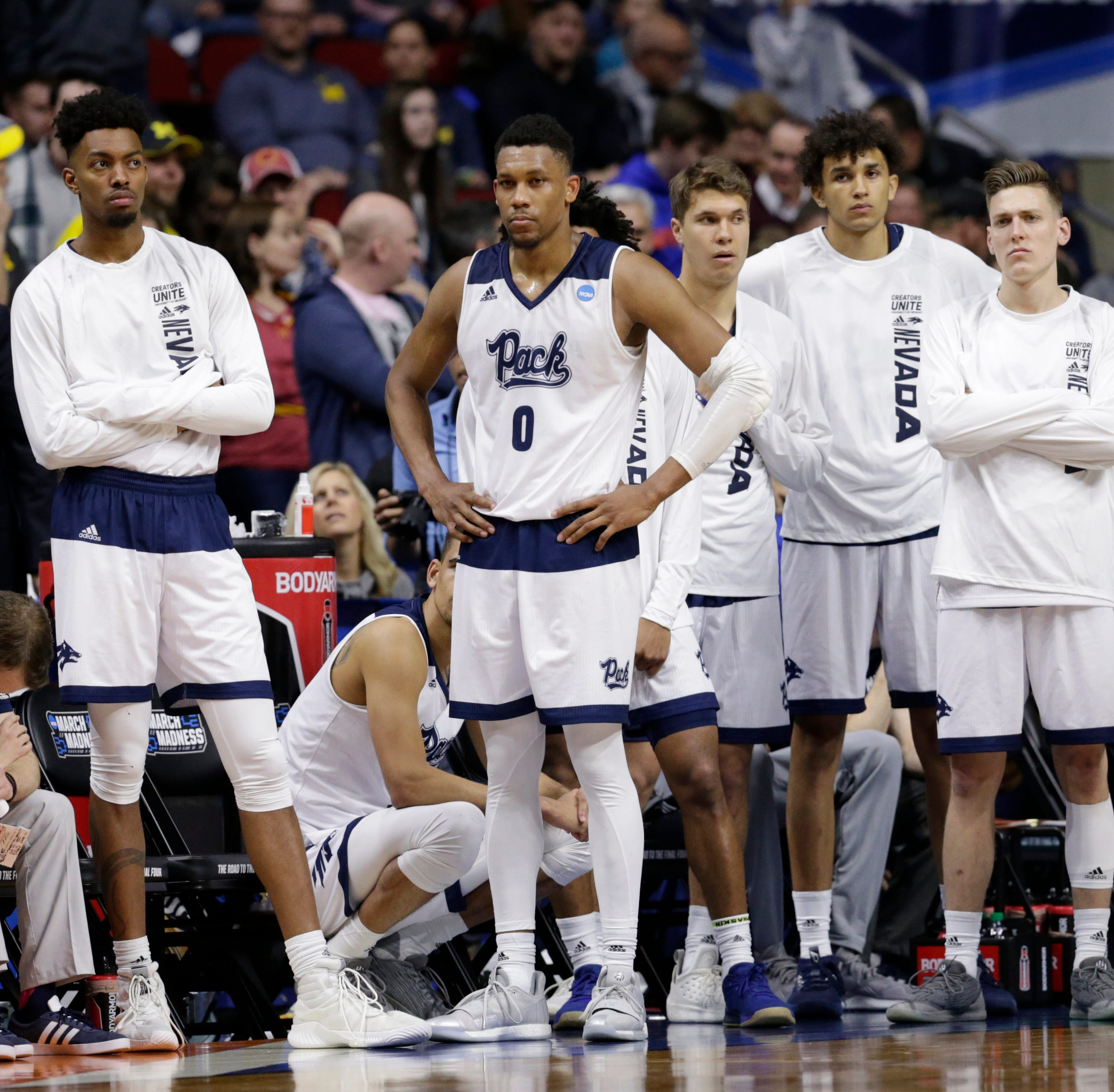 NCAA Tournament: Nevada Wolf Pack's season ends with first-round 70-61 loss to Florida