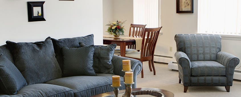 Several of Tri City Rentals' communities offer flexible lease terms on fully furnished apartments, with lease terms starting at 3 months, 6 months, 9 months or a year.